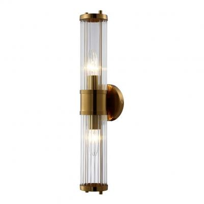 Бра Crystal Lux Sancho AP2 Brass